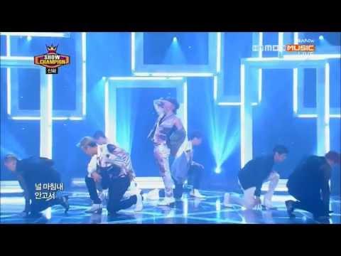 130522 쇼챔피언 SHINHWA comeback - 그래+This Love[1080P]