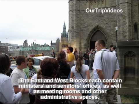Pictures of Ottawa (Parliament Hill, Peace Tower, City and River), ON, Canada