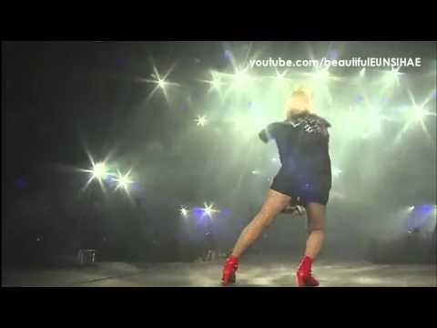 Super Junior - Pokerface, Single Ladies & Crazy in Love - SMTOWN Paris