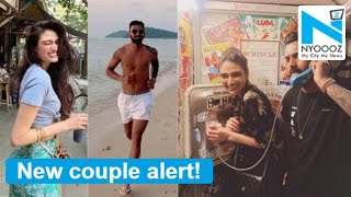KL Rahul and Athiya Shetty share beach-life pics from Thai..