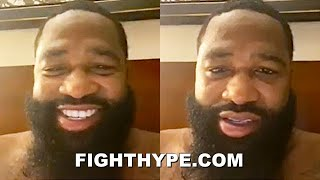 "ADRIEN BRONER PREDICTS GERVONTA DAVIS VS. LEO SANTA CRUZ; SAYS RYAN GARCIA ""CALLED ME"" FOR ADVICE"