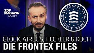 Die geheimen Dates von Frontex und der Rüstungsindustrie | ZDF Magazin Royale