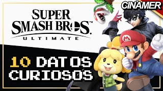 10 CURIOSIDADES QUE NO SABIAS ► SUPER SMASH BROS. ULTIMATE