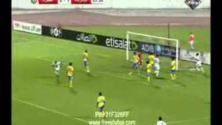 أهداف دوري المحترفين الإماراتي - الشارقة 3 - الظفرة 0