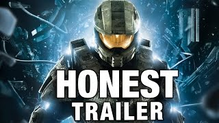 HALO (Honest Game Trailer)