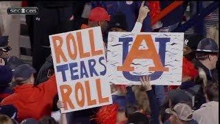 Auburn vs. Alabama 2013 - Winning TD (Auburn Announcers)