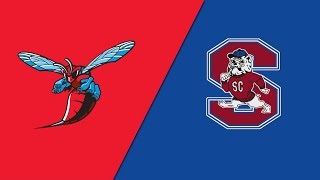 2021 MEAC Spring Football Delaware State vs  South Carolina State