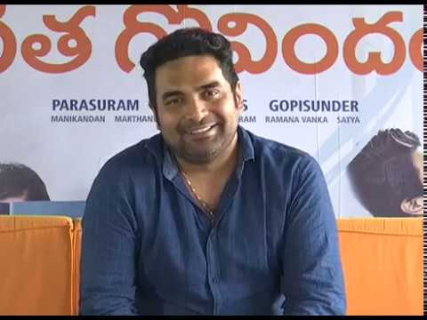 Gopi-Sunder-Interview-About-Geetha-Govindam-Film