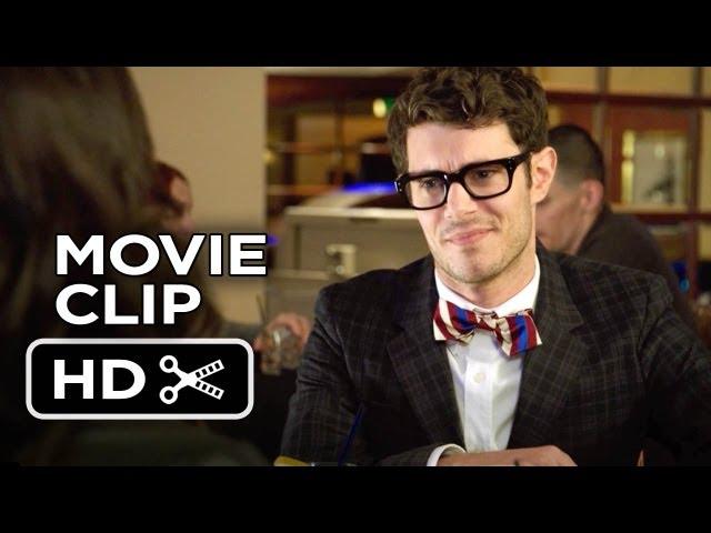 Baggage Claim Movie CLIP - Restaurant (2013) - Paula Patton Movie HD