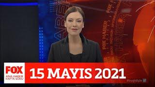 Hamas'tan İsrail'e roketli yanıt! 15 Mayıs 2021 Gülbin Tosun ile FOX Ana Haber Hafta Sonu