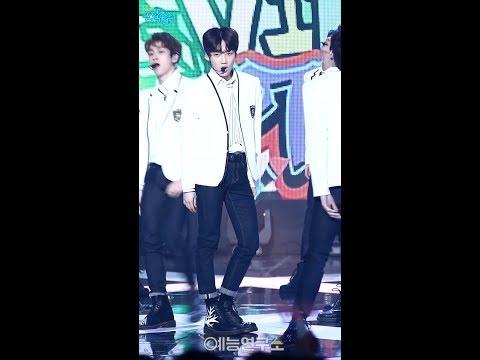 [예능연구소 직캠] 더보이즈 소년 뉴 Focused @쇼!음악중심_20171216 Boy THE BOYZ NEW