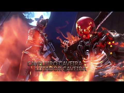 Saiu o GamePlay do Cavaleiro Caveira