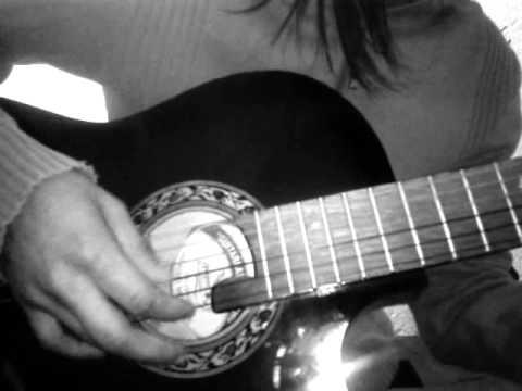 pajarito del amor tutorial guitarra