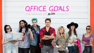Studio Tour   Office Goals   Mr Kate Episode 1