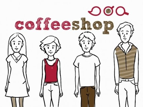 Coffeeshop Trailer zur App