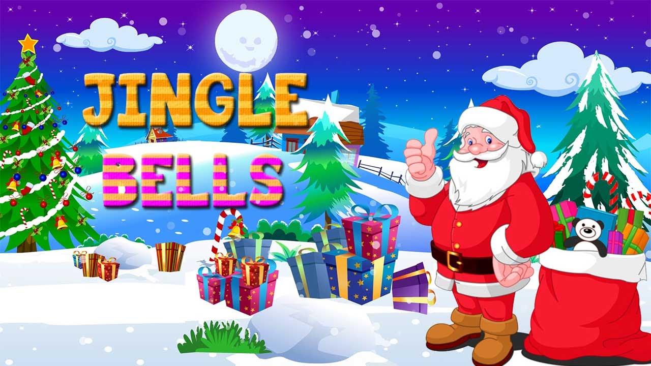 Jingle bells | christmas songs for kids | nursery rhymes for.