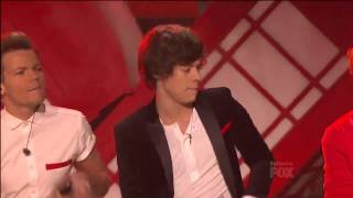 Live While We're Young -One Direction- The X Factor USA 2012