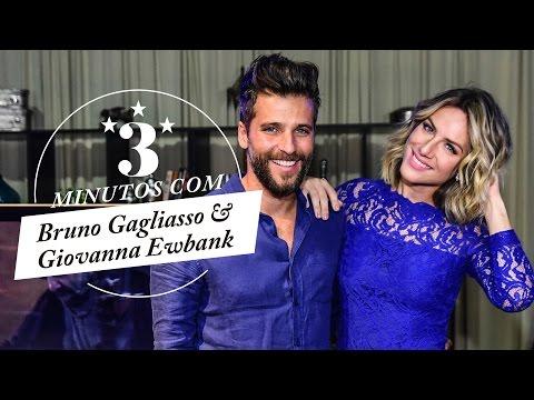 Bruno Gagliasso e Giovanna Ewbank - 3 minutos