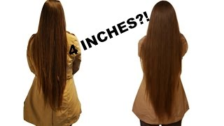 How long does your hair grow in a month sound cloud soundmixed how to grow your hair 4 inches in one month closed giveaway urmus Image collections