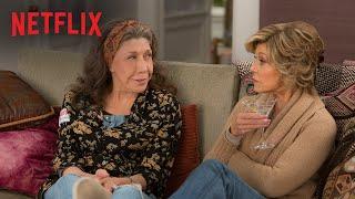 Grace et frankie saison 5 :  bande-annonce 2