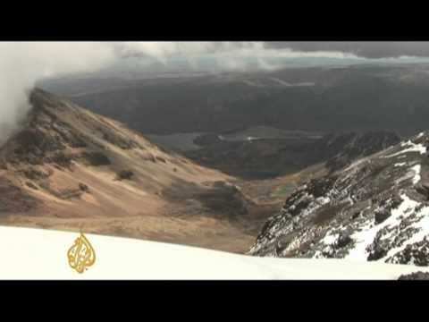 Glaciers: Bolivia