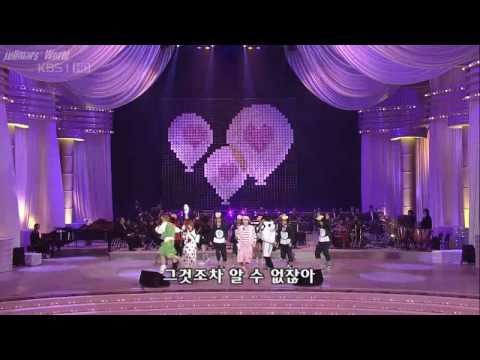 DBSK / 동방신기 / TVXQ - Balloons Live