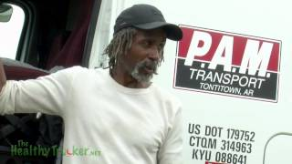 Exercises For Truck Drivers - How To Prevent Leg Pain - The Healthy Trucker