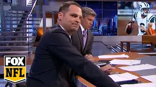 Jay Onrait really wants you to watch Colts/Giants on FOX