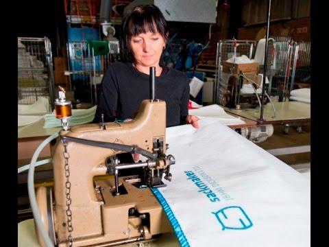 Manufacturing FIBC Bulk Bags UK