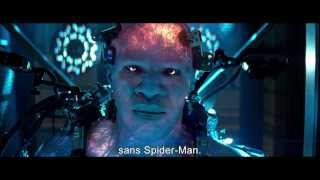 The amazing spider-man : le destin d'un héros :  bande-annonce VOST
