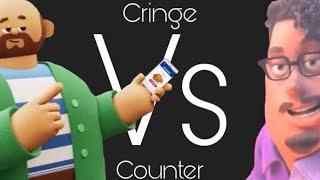 Grubhub vs Kroger Ad - Cringe Counter