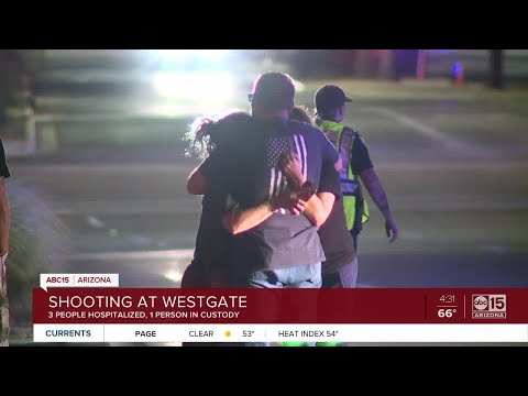 Police investigating shooting at Westgate Entertainment District