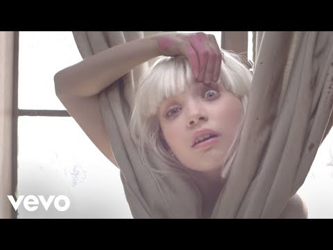 Sia - Chandelier (Official Video)  Otimo video clip