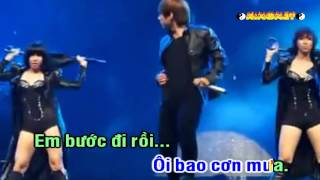 [Karaoke] Cơn Mưa Ngang Qua