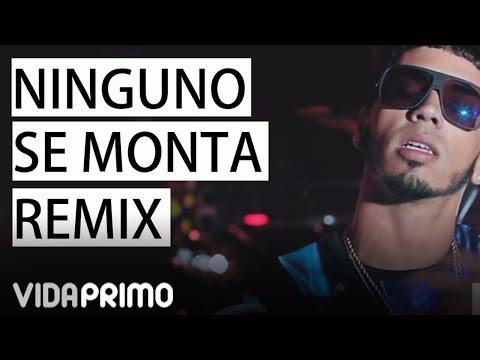 Darell - Ninguno Se Monta ft. Ñengo Flow (Remix) [Official Audio]