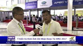 PHÓNG SỰ CỘNG ĐỒNG: Một vài nhận xét và hình ảnh về hội nghị APEC 2017 Đà Nẵng trước ngày khai mạc
