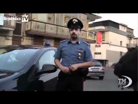 Arresto cantante neomelodico-Tony Marciano-