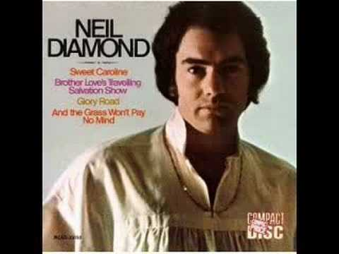Neil Diamond - Sweet Caroline (Stereo!) - YouTube