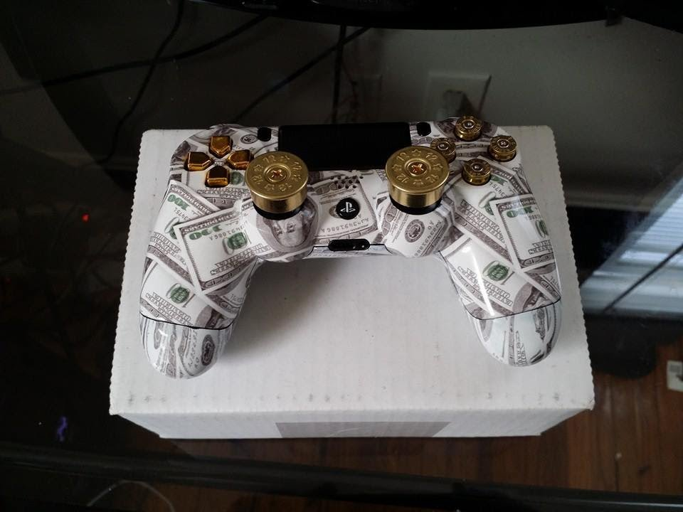 what is the other on my iphone unboxing gimika ps4 custom modded controller money talks 20560
