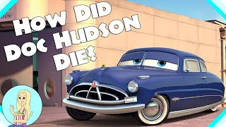 How Doc Hudson Died (Probably) |  Disney Pixar Cars Theory
