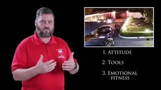 Crazy Home Invasion Stopped by Prepared Home Owner | Active Self Protection