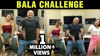 Trending: Akshay Kumar's 'BALA Challenge'..