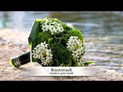 Beispiel: Hochzeit Blumen Dekoration, Video: Le langage des fleurs.