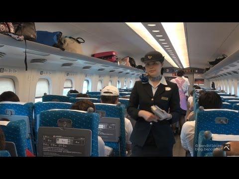 Baixar Nozomi Experience - Japanese High Speed Train ● HD