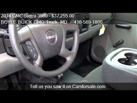 2014 GMC Sierra 3500  for sale in ABINGDON, MD 21009 at the