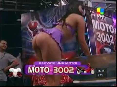 Marcela Baños en Pasión de Sábado elogió la cola hot de bailarina - neofama.com