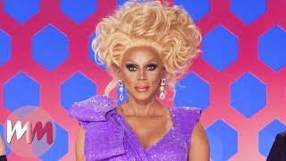 Top 10 Things You Didn't Know About RuPaul