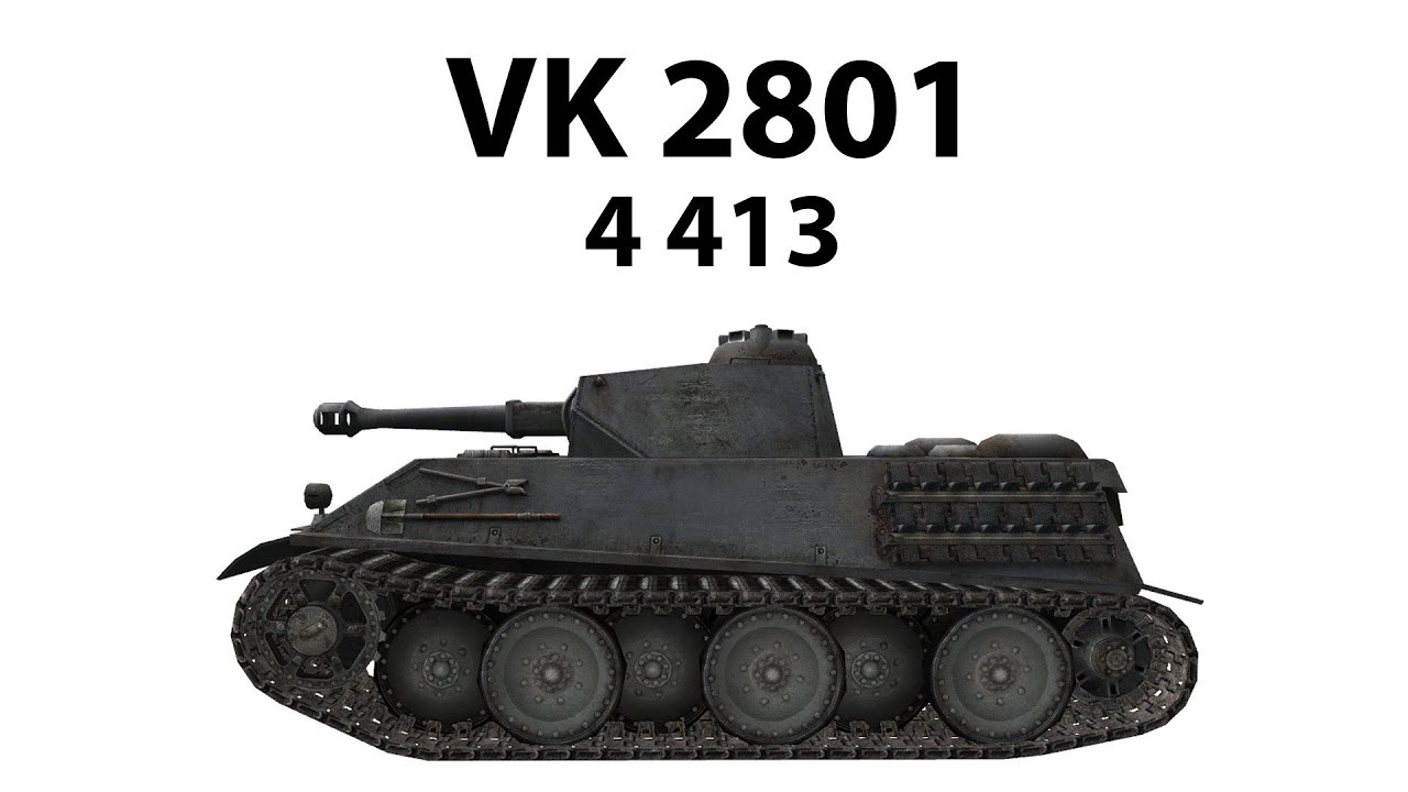 VK 28.01 - 4413