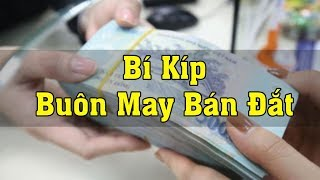 Bí Kíp Buôn May Bán Đắt cho cửa hàng, cửa hiệu, người kinh doanh buôn bán || Phong Thủy Tam Nguyên