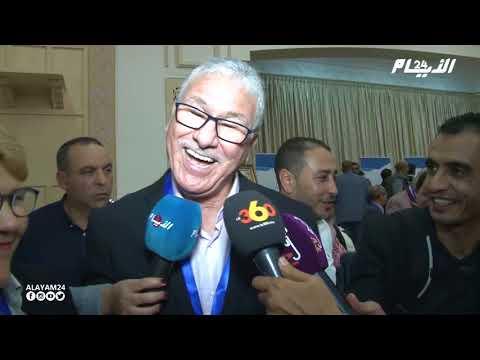 وزراء يتوقعون نتيجة مباراة الوداد والأهلي